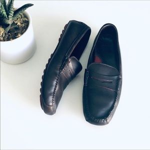 Coach Masie Driver Penny Loafer   Brown Leather